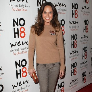 Nikki DeLoach in NOH8 Celebrity Studded 4th Anniversary Party - Arrivals