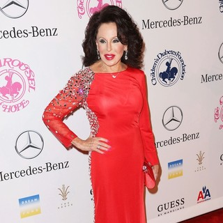 Nikki Haskell in 26th Anniversary Carousel of Hope Ball - Presented by Mercedes-Benz - Arrivals