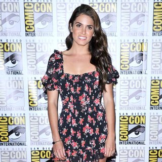 Nikki Reed in Comic Con 2011 - Day 1 - Twilight Breaking Dawn Part I Press Conference - Arrivals