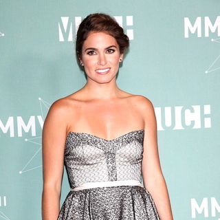 Nikki Reed in The 22nd Annual MuchMusic Video Awards