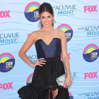 Nikki Reed in The 2012 Teen Choice Awards - Arrivals