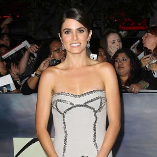 Nikki Reed in The Premiere of The Twilight Saga's Breaking Dawn Part II