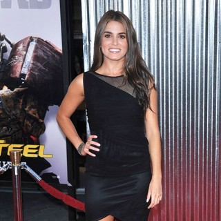 Nikki Reed in Los Angeles Premiere of Real Steel