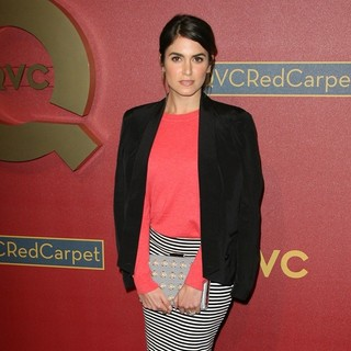 Nikki Reed in QVC Red Carpet Style Pre-Oscar Cocktail Party