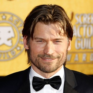 Nikolaj Coster-Waldau in The 18th Annual Screen Actors Guild Awards - Arrivals