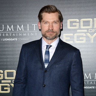 Nikolaj Coster-Waldau in Gods of Egypt New York Premiere - Red Carpet Arrivals