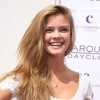 Nina Agdal - Marquee Dayclub Season Grand Opening