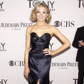 Nina Arianda in The 66th Annual Tony Awards - Arrivals
