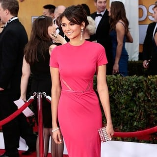 Nina Dobrev in 19th Annual Screen Actors Guild Awards - Arrivals