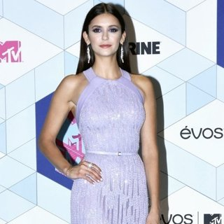 Nina Dobrev - The 2016 MTV Europe Music Awards - Press Room