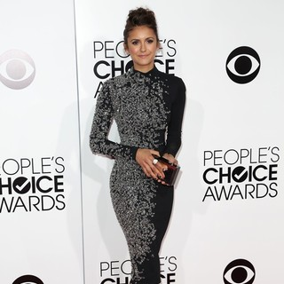 Nina Dobrev - The 40th Annual People's Choice Awards - Arrivals