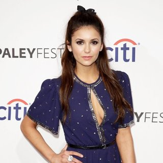 Nina Dobrev in PaleyFest 2014 - The Vampire Diaries Presentation
