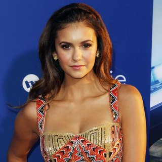 Nina Dobrev - Let's Be Cops Los Angeles Premiere - Arrivals