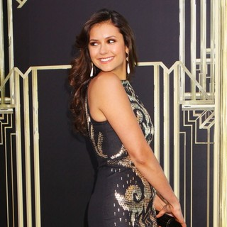 Nina Dobrev in Premiere of The Great Gatsby