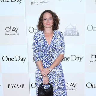 Nina Jacobson in New York Premiere of One Day