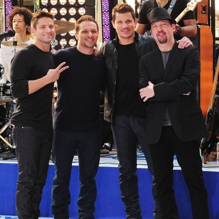 98 Degrees in 98 Degrees Re-Unite to Perform Live as Part of The Toyota Concert Series