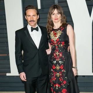 Emily Mortimer in 2015 Vanity Fair Oscar Party - nivola-mortimer-2015-vanity-fair-oscar-party-02