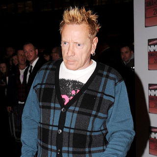 John Lydon in Shockwaves NME Awards 2011 - Arrivals