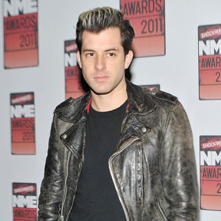 Mark Ronson in Shockwaves NME Awards 2011 - Arrivals
