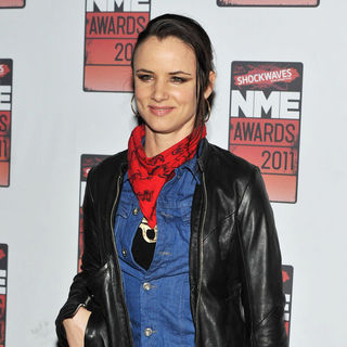 Juliette Lewis in Shockwaves NME Awards 2011 - Arrivals
