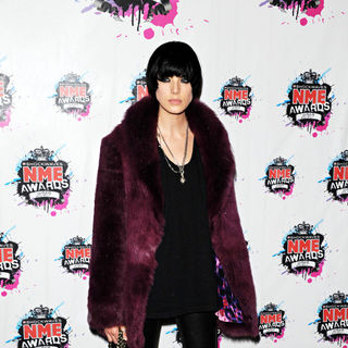Agyness Deyn in Shockwaves NME Awards 2010 - Arrivals