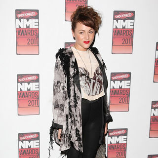 Jaime Winstone in Shockwaves NME Awards 2011 - Arrivals
