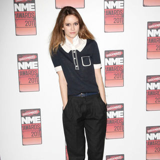 Jade Williams in Shockwaves NME Awards 2011 - Arrivals