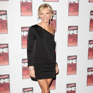 Jo Whiley in Shockwaves NME Awards 2011 - Arrivals