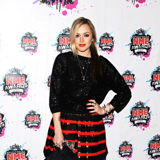Fearne Cotton in Shockwaves NME Awards 2010 - Arrivals