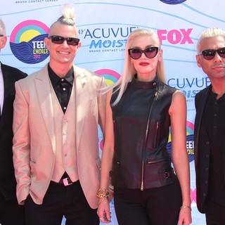 No Doubt in The 2012 Teen Choice Awards - Arrivals