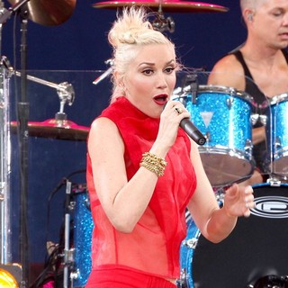 No Doubt - No Doubt Perform Live as Part of Good Morning America's Summer Concert Series