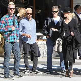 No Doubt in No Doubt Leaving Lunch at Porta Via