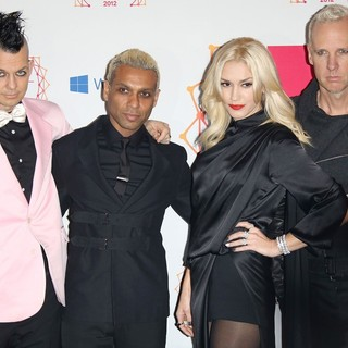 No Doubt in The MTV EMA's 2012 - Arrivals