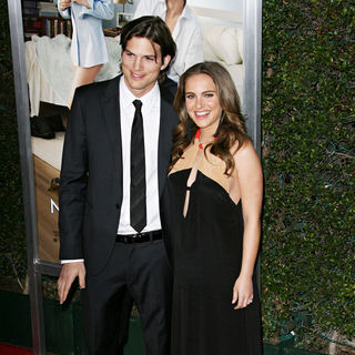"Ashton Kutcher, Natalie Portman in Los Angeles Premiere of ""No Strings Attached"""