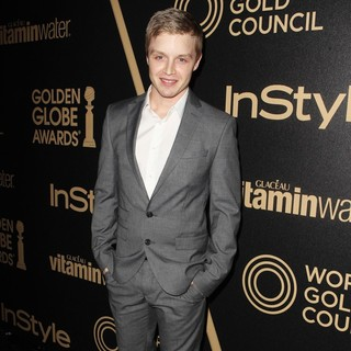 Miss Golden Globe 2013 Party Hosted by The HFPA and InStyle