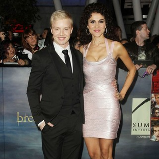 The Premiere of The Twilight Saga's Breaking Dawn Part II