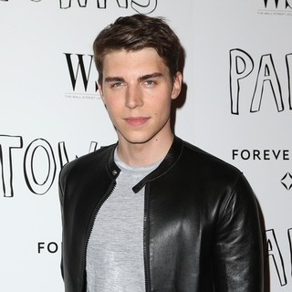 Nolan Gerard Funk in WSJ. Magazine and Forevermark Host a Special Los Angeles Screening of Paper Towns