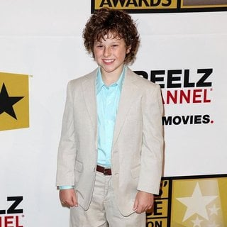 Nolan Gould in The 2011 Critics Choice Television Awards Luncheon - Red Carpet