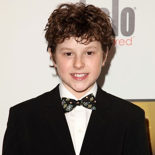 Nolan Gould in 2012 Critics' Choice TV Awards - Arrivals