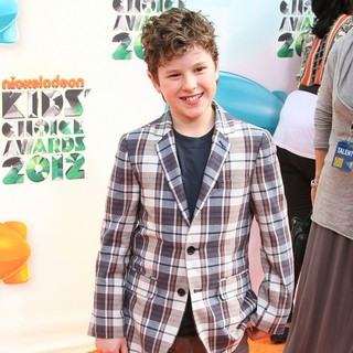 Nolan Gould in 2012 Kids' Choice Awards - Arrivals - nolan-gould-2012-kids-choice-awards-02