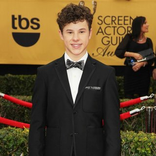 Nolan Gould in 21st Annual SAG Awards - Arrivals