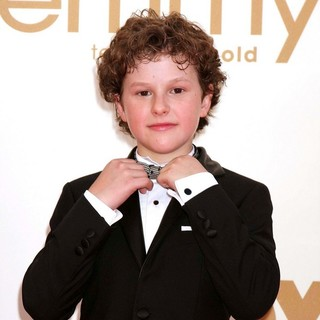 Nolan Gould in The 63rd Primetime Emmy Awards - Arrivals