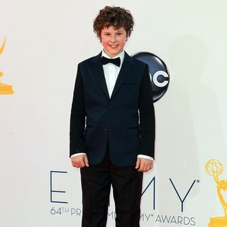 Nolan Gould in 64th Annual Primetime Emmy Awards - Arrivals
