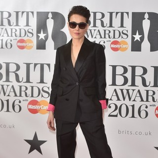 The Brit Awards 2016 - Arrivals
