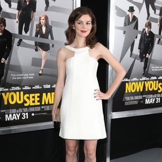Nora Zehetner in New York Premiere of Now You See Me
