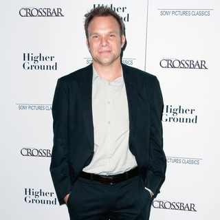 Norbert Leo Butz in The New York Premiere of Higher Ground - Arrivals