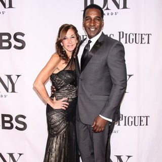 Norm Lewis in The 68th Annual Tony Awards - Arrivals