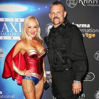 2017 MAXIM Halloween Party
