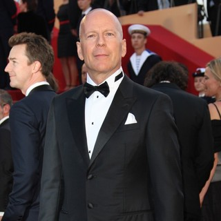 Edward Norton, Bruce Willis in Moonrise Kingdom Premiere - During The Opening Ceremony of The 65th Cannes Film Festival