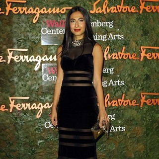 Nosheen Shau in Opening Night Gala of The Wallis Annenberg Center for The Performing Arts